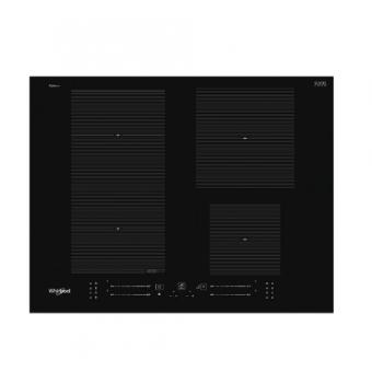 Встраиваемая индукционная панель Whirlpool WF S9365 BF/IXL