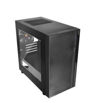 Компьютерный корпус Thermaltake Versa H18 CA-1J4-00S1WN-00 чёрный по выгодной цене