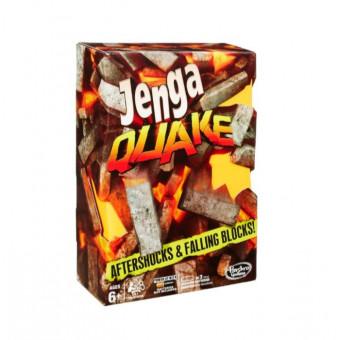 Настольная игра Hasbro Игры Дженга Квейк A5405 за полцены