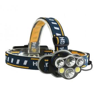 Налобный фонарь XANES 2606-6 2300LM по отличной цене