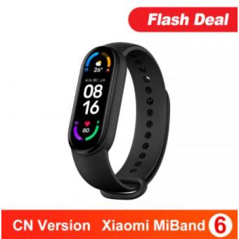 Спортивный браслет Xiaomi Mi Band 6 по крутой цене