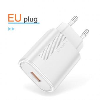 Сетевое зарядное устройство Kuulaa 18 Вт по отлично цене