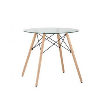 Столы и стулья на распродаже по низким ценам, например, круглый стол DSW, 80 см