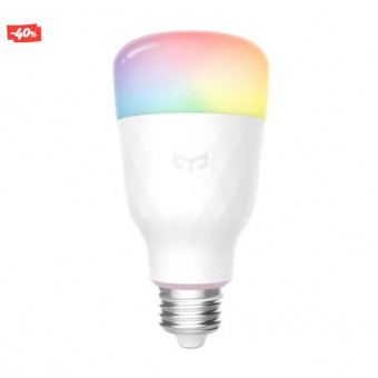 Лампа светодиодная Yeelight Smart LED Bulb 1S с хорошей скидкой