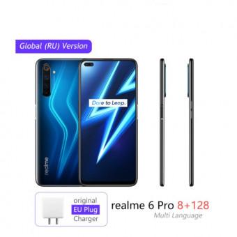 Смартфон Realme 6 Pro 8/128 Гб на AliExpress по отличной цене