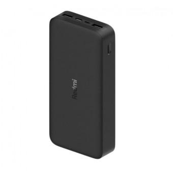 Аккумулятор Xiaomi Redmi Power Bank Fast Charge 20000 mAh, черный по выгодной цене