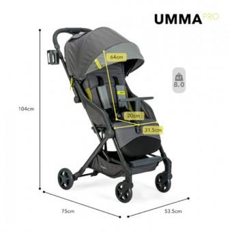 Коляска прогулочная Happy Baby UMMA PRO по отличной цене