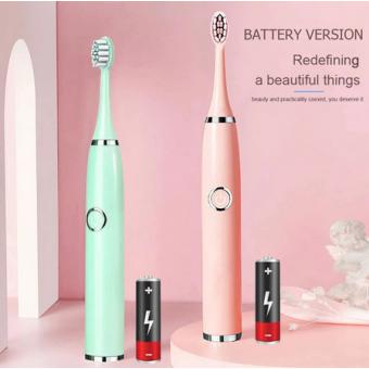 Зубная щетка на батарейке MEEEGOU