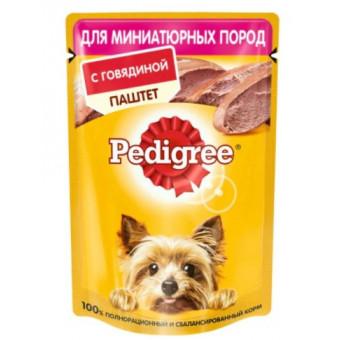 Влажный корм Pedigree для взрослых собак и щенков по самым выгодным ценам на AliExpress Tmall