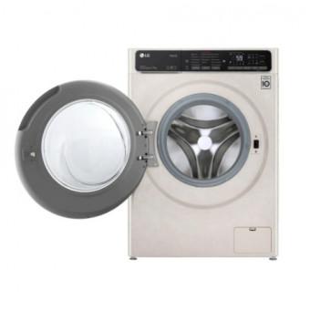 Узкая стиральная машина LG AI DD F2T9HS9B со скидкой по промокоду
