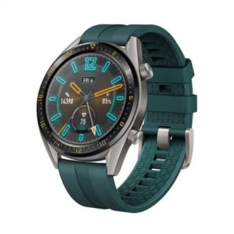 Часы Huawei Watch GT 46 mm зелёные по классной цене