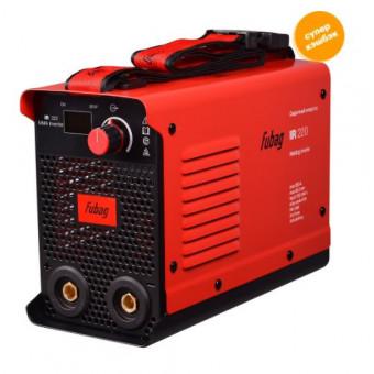 Cварочный инвертор FUBAG IR 220 31404 по низкой цене