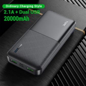 Повербанк TOPK 20000 мАч PD/Q.С 3.0 по классной цене