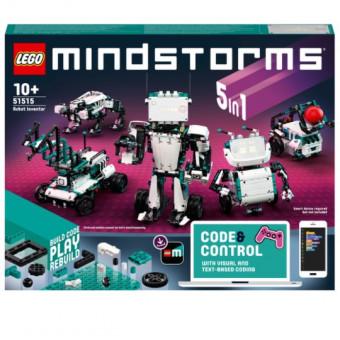 Конструктор LEGO Mindstorms 51515 Робот-изобретатель по cfvq низкой цене