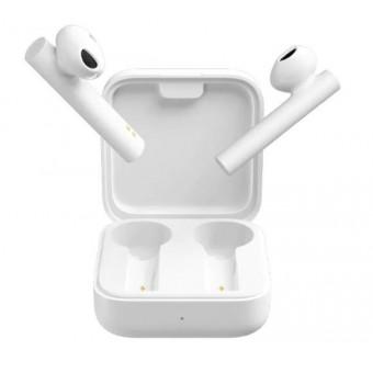 Беспроводные наушники с микрофоном Xiaomi Earphones 2 Basic (BHR4089GL) по выгодной цене