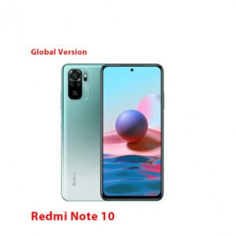 Смартфон Xiaomi Redmi Note 10 4/64ГБ в цвете лазурное озеро стал ещё выгоднее на AliExpress