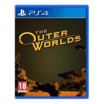 Игра для PlayStation 4 The Outer Worlds, русские субтитры по лучшей цене