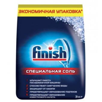 Соль для посудомоечных машин FINISH 3 кг по крутой цене
