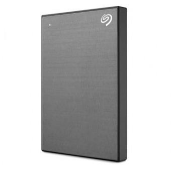 Внешний жесткий диск Seagate Backup Plus Slim 2TB Space Gray (STHN2000406) по отличной цене