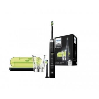 Электрическая зубная щетка Philips Sonicare DiamondClean HX9352/04 с зарядным стаканом и дорожным футляром по отличной цене