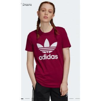Подборка женских футболок и маек Adidas с крутой скидкой до 70%