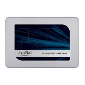 Твердотельный накопитель CRUCIAL MX500 500GB (CT500MX500SSD1) по выгодной цене