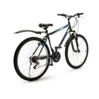 Велосипед TOPGEAR Forester черный ВН26430К по отличной цене