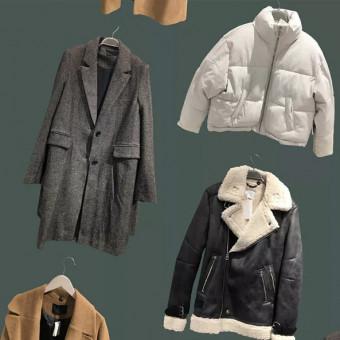 Чёрная пятница в Goods, распродажа верхней одежды со скидками до 75%