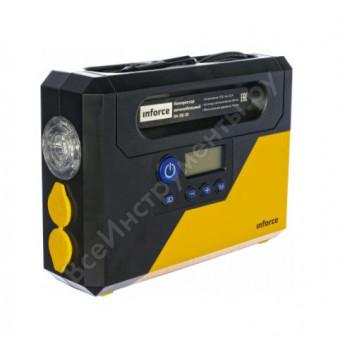 Автомобильный компрессор в кейсе Inforce 04-06-10 по крутой цене