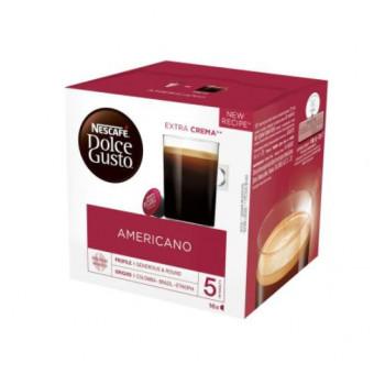 2 вида кофе в капсулах Nescafe Dolce Gusto,16 шт по лучшим ценам
