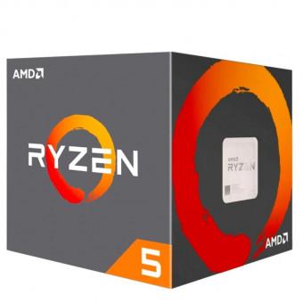 Скидка на процессор AMD Ryzen 5 2600, BOX