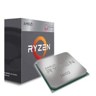 Приятная цена на процессор AMD Ryzen 5 3400G BOX