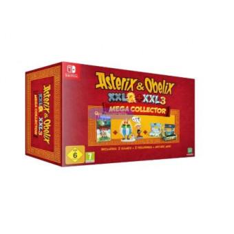 Коллекционные издания Asterix and Obelix XXL 2 + XXL 3 [Nintendo Switch] и Tom Clancy's The Division 2[PS4]