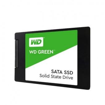 Твердотельный накопитель Western Digital WD Green SATA 480 GB WDS480G2G0A по скидке