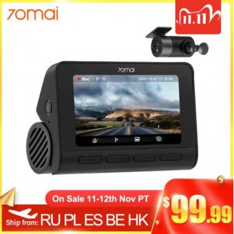Видеорегистратор 70mai 4K A800 по крутой цене