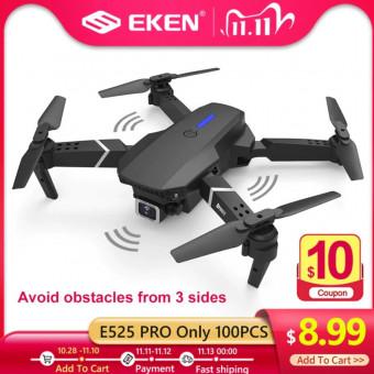 Мини дрон E525 PRO на Aliexpress по привлекательной цене