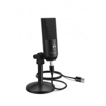 Отличный ценник на микрофон Fifine K670 чёрный