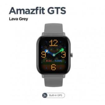 Смарт-часы Amazfit GTS серые по выгодной цене