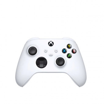 Геймпад беспроводной Microsoft Xbox в белом цвете на AliExpress Tmall