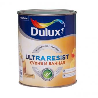 Краски популярного производителя Dulux по лучшим ценам, например, Dulux Ultra Resist