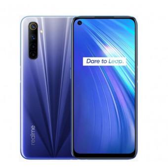 Cмартфон Realme 6 4/128Gb Comet Blue по отличной цене