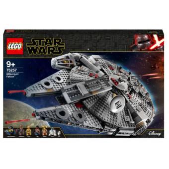 Конструктор LEGO Star Wars 75257 Episode IX Сокол Тысячелетия по классной цене