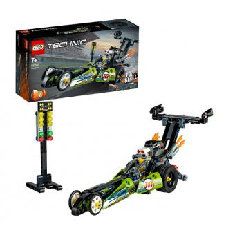 Конструктор LEGO Technic 42103 Драгстер по отличной цене