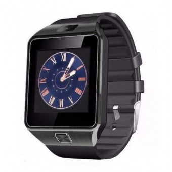 Часы CARCAM SMART WATCH DZ09 Black