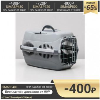 Переноска для животных Пижон 4815025 по приятному ценнику