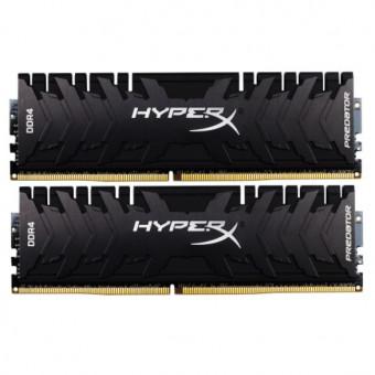 Качественная оперативная память HyperX Predator 32GB DDR4 3200MHz HX432C16PB3K2/32 по хорошей цене