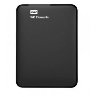 Внешний диск HDD WD Elements Portable 4TB Black (WDBU6Y0040BBK-WESN)
