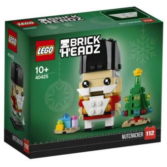 Конструктор LEGO BrickHeadz 40425 Щелкунчик по лучшей цене