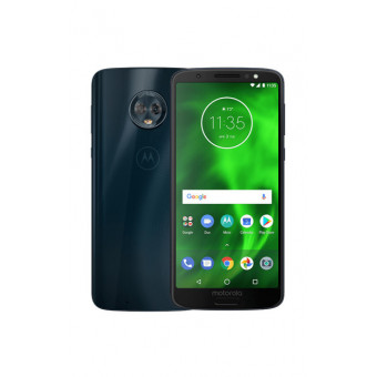 Смартфон Motorola moto G6 32GB Blue со скидкой 3000₽