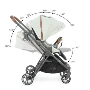Коляска прогулочная Happy Baby LUNA по отличной цене